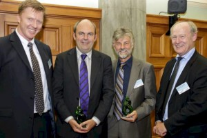 Launch of Stepping UP, Parliament, 2009