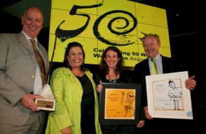 Wellington Airport Community Award