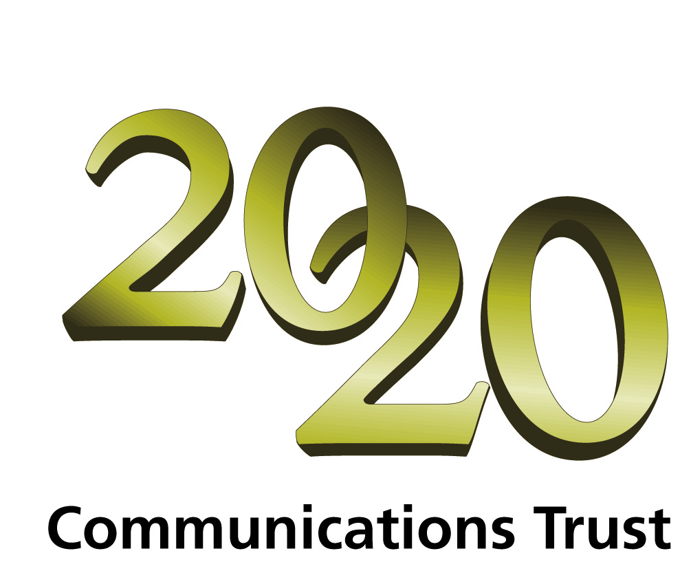2020 Communications Trust logo