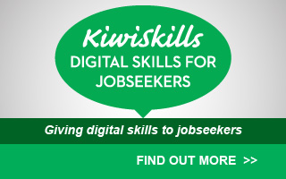 KiwiSkills - giving Digital Skills to Jobseekers - Find out more