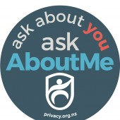 Ask about you? Ask AboutMe, privacy.org.nz