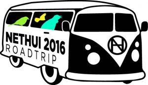 NetHui 2016 Roadtrip logo