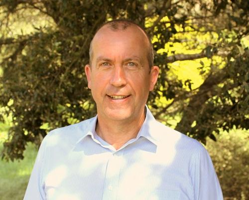 Stephen Carr, Executive Director 2020 Trust