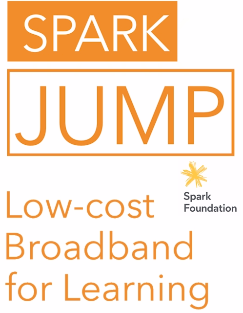 Spark Jump - low cost broadband for learning from the Spark Foundation