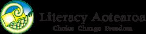 Literacy Aotearoa logo