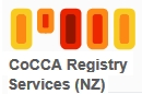 CoCCA Registery Services logo