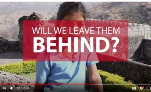 Will we leave them behind? video for Literacy Day