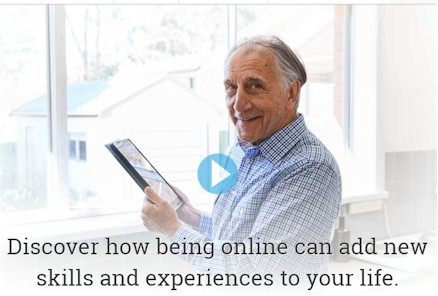 Discover how being online can add new skills and experiences to your life.