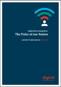 Pulse of our Nation MBIE report looks at digital in/exclusion in NZ
