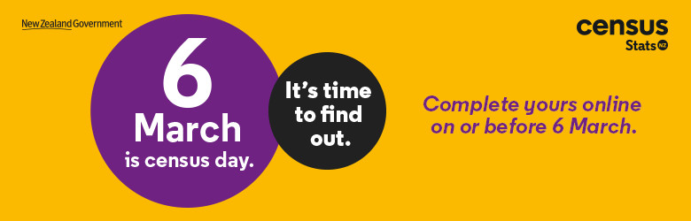 Census 2018 - it's time to find out