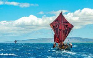 PIcture of The va'a moana Fa'afaite i te Ao Mā'ohi