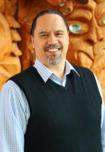 Photograph of Dr Warren Williams
